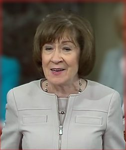 Image of Senator Susan Collins